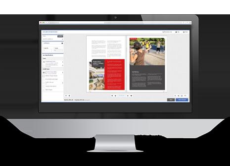 Print services online